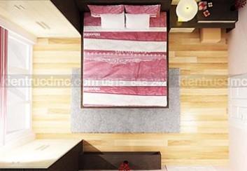 Thiết kế nội thất chung cư CT8 Tây Hồ
