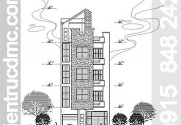 Thiết kế nhà nghỉ Đông Anh
