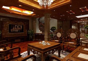 Thiết kế nội thất biệt thự phong cách cổ điển