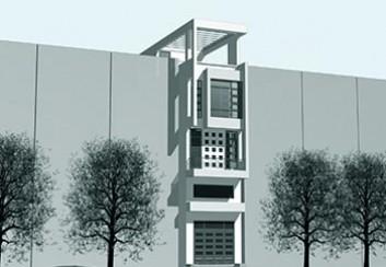 Thiết kế nhà phố 50m2 mặt tiền 4m phong cách hiện đại