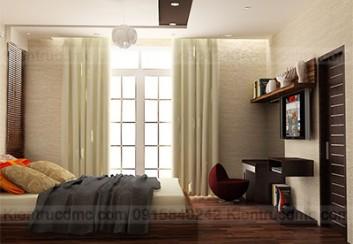 Thiết kế nội thất biệt thự mini 5 tầng