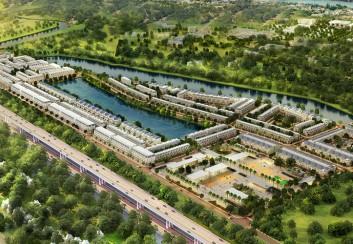 Thông tin dự án Khu đô thị Lakeview City