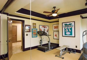 Tư vấn thiết kế phòng tập thể dục tại nhà
