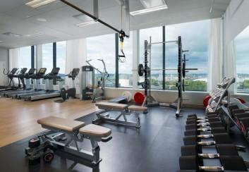Thiết kế phòng tập thể dục theo phong thủy