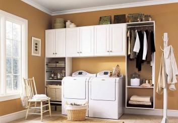 Tư vấn thiết kế phòng giặt là