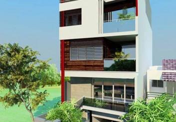 Thiết kế biệt thự nhà vườn 150m2