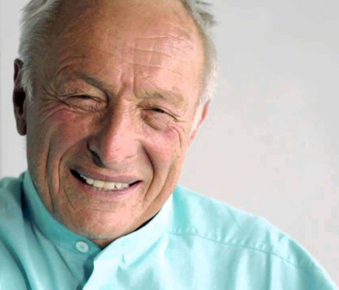 Kiến trúc sư Richard Rogers