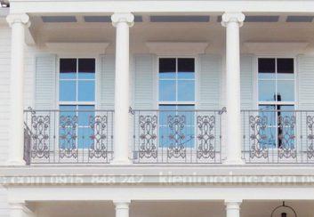 Nguyên tắc thiết kế ban công đẹp trong thiết kế nhà phố
