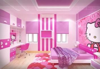 Thiết kế nội thất nhà phố 57,6m2