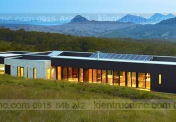 Ngôi nhà trên đồi ở Queensland, Australia