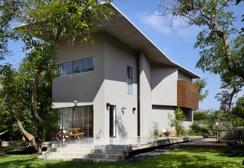 Mẫu nhà 2 tầng đẹp – Mẫu số 4