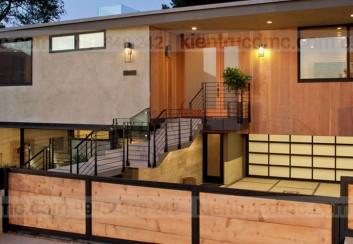 Mẫu nhà 2 tầng đẹp – Mẫu số 17