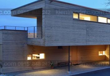 Mẫu nhà 2 tầng đẹp – Mẫu số 22