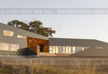 Ngôi nhà ở thung lũng Launceston