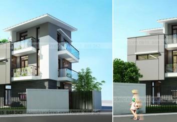 Thiết kế biệt thự phố Quảng Ninh