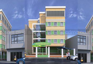 Thiết kế cải tạo Trường Mẫu giáo số 9