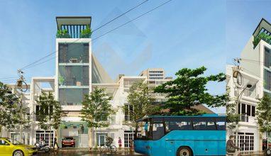 Thiết kế nhà ở kết hợp kinh doanh diện tích 87m2