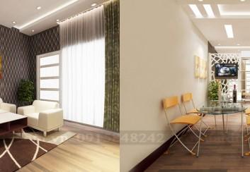 Thiết kế nội thất chung cư diện tích 81,5m2