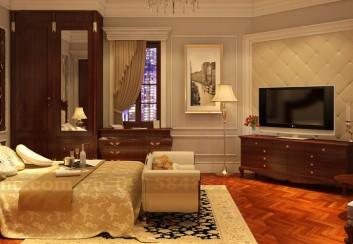 Thiết kế nội thất nhà ở phong cách cổ điển