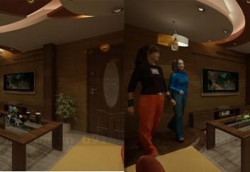 Thiết kế nội thất phòng karaoke ở Từ Sơn
