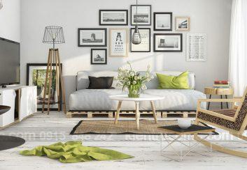 Tư vấn phong thuỷ cho phòng khách trong thiết kế nội thất